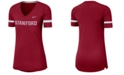 Nike Women's Stanford Cardinal Fan V-Neck T-Shirt